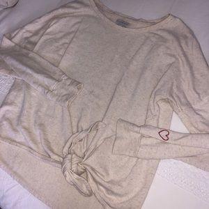 Long sleeve Lucky Brand sweater